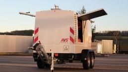 130 kVA Energieversorger fahrbar