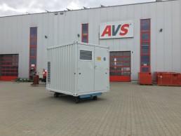 100 kVA Energieversorger 10 Fuß Container