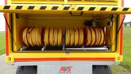 1130 kVA Energieversorger fahrbar-Container Trapez