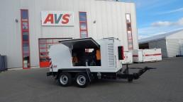 200 kVA Energieversorger fahrbar