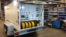 250 kVA Energieversorger fahrbar