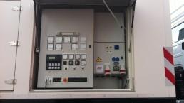 275 kVA Energieversorger Selbstfahrer