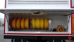 600 kVA Energieversorger Selbstfahrer