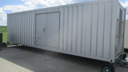 650 kVA Energiversorger 30 Fuß Container