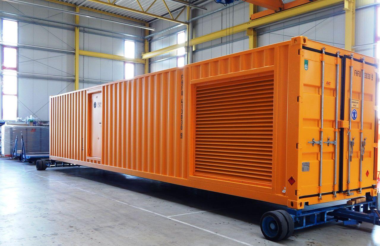 Containerlosung Avs
