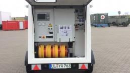 Arbeitsraum 40-130 kVA