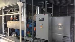 1250 kVA Montage Wasserwerk
