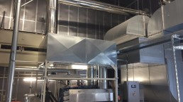 1250 kVA Montage im Neubau einer Wasserversorung