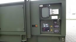 125 kVA Bundeswehr Stromaggregat