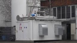 200 kW BHKW Erdgas