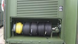 250 kVA Energieversorgungscontainer EVC Bundeswehr