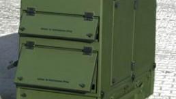 25 kVA Bundeswehr Stromaggregat mit VSCF Technologie