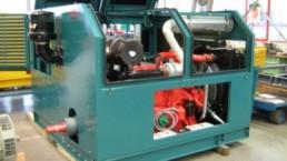276 kVA Antriebseinheit für Steinbrecher