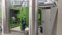 2x200 kW BHKW Erdgas