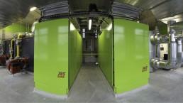 2x330 kW BHKW Erdgas
