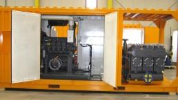 330 kW Antriebseinheit Betonitpumpe