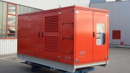 350 kVA Antriebseinheit