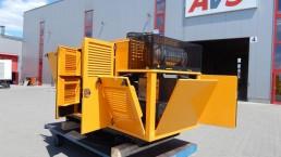 350 kVA Antriebseinheit Steinbrecher