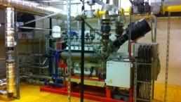 400 kW BHKW Erdgas