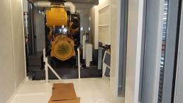 440 kW Antriebseinheit Hydraulik