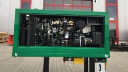 48 kVA Antriebseinheit für Mobilkran