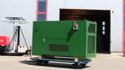 503 kVA Antriebseinheit für Steinbrecher