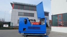 552 kVA Antriebseinheit für Steinbrecher