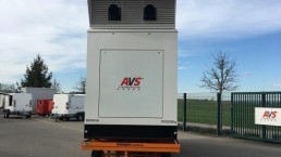 600 kVA Stromaggregat Customized Solution