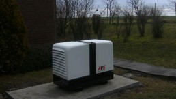 7,5 kVA Stromaggregat Customized Solution