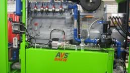 80 kW BHKW Erdgas