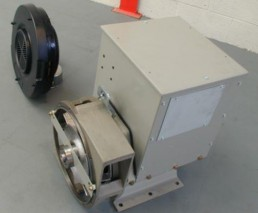 VSCF Technologie Generator für VCSF vs. konventionell