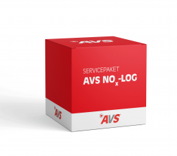 Servicepaket für BHKW NOx-LOG