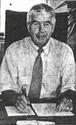 Firmengründer Heinz-Joachim Herrmann