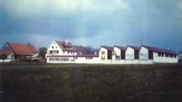 Erwerb der Immobilie Baumaschinenhandel Messmer 1993
