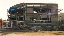 Neubau Bürogebäude in Ehingen-Stetten 1996