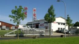 Service- und Vertriebsniederlassung Guxhagen bei Kassel