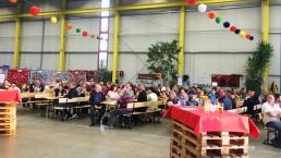 Fest zum Firmenjubiläum 30 Jahre AVS in Ehingen-Stetten