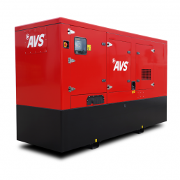 AVS Stromerzeuger 160 kVA sofort verfügbar