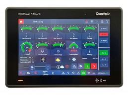 Touch Steuerung für AVS Stromerzeuger